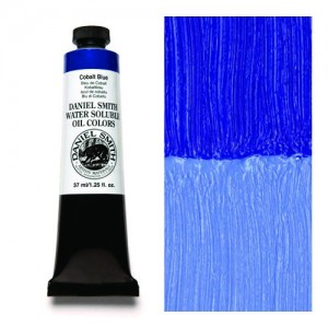 Daniel Smith, Huile hydrosoluble Bleu de Cobalt #284390011