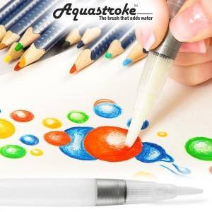 Aquastroke Stylo Aquarelle embout grand rond  #69657