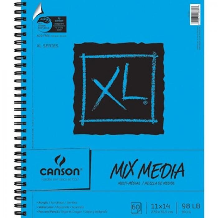 """Canson, Tablette Multimédias 18"""" x 24"""" #CN11051"""