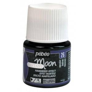 Pébéo, Moon Fantasy 45ml Ébène #167026